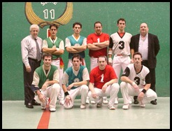 all players on court